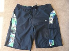 Men's Nike Swim Shorts Size Large 36