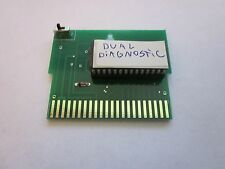 Commodore 64 Diagnostic Dead Test Cartridge Complete SET 781220/586220