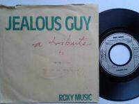 "Roxy Music / Jealous Guy 7"" Vinyl Single 1981 mit Schutzhülle"