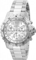 Invicta Men's 6620 Chronograph Stainless Steel Stainless Steel Watch