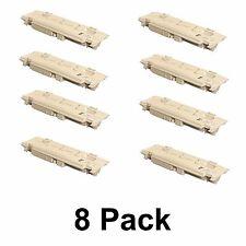 8 Pack Ricoh Aficio MP C2551 C2550 C2530 C2051 C2050 C2030 Waste Toner Container