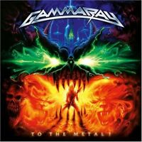 Gamma Ray - To the Metal [New CD]