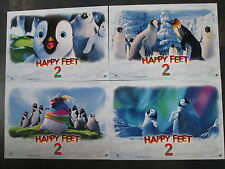 HAPPY FEET 2 - KINDER - 6 Aushangfotos