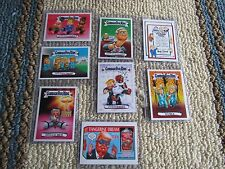 Topps Garbage Pail Kids GPK Disgrace to White House Lot of 8: 109 to 116