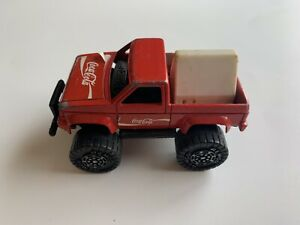 Remco Coca Cola Lifted Ford F-150 Delivery Truck 1/32 ? 4 1/2  With Out Bottles