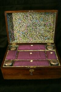 Antique Sewing Box - 18th Century - Excellent Condition!