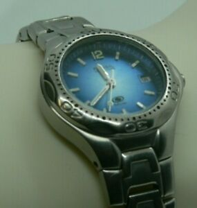FOSSIL Blue Quartz Ladies Watch