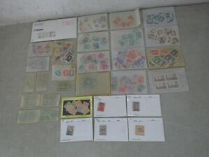 Nystamps Mid East old time stamp collection