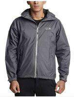 Mountain Hardwear - Men's Finder Jacket - Shark, MD