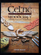 CELTIC WOODCRAFT by Glenda Bennett - Authentic Projects for Woodworkers