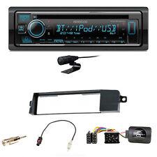 Kenwood KDC-BT640U Bluetooth USB CD Autoradio MP3 WMA Einbauset für BMW 3er E46