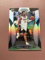 2019-20 Prizm Draft Picks DARIUS GARLAND Reflecter Silver Rookie Card RC Panini