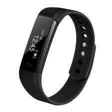 BT Smart Bracelet Sport Watch Step Calorie Counter Tracker Pedometer