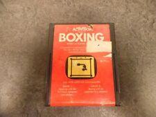 Boxing Atari 2600 Video Games
