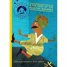 Captain Coconut and the Case of the Missing Bananas, Ravishankar, Anushka, New B