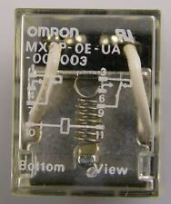 Qty 2) Omron original Nos Mx-2P, Mx2-P, Mx2P relay Ft-101 Rl2 Ts820 Kenwood sub