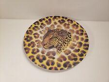 New ListingEmail de Limoges Leopard I. Godinger Limoges plate