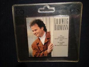 3inch CD Ludwig Baumann Davids Lied + 2 3Track Promo CD Scellé (1040)