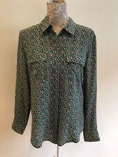 Marcs silk blouse. Size 12.