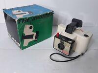 Vintage Polaroid Land Camera The Swinger Model 20 In Original Box