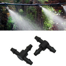 4mm Mini Drip Irrigation Hole Punch Fitting Water Pipe Irrigation Garden T Fm