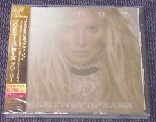 "BRITNEY SPEARS ""GLORY"" JAPAN CD +BONUS TRACK *SEALED"""