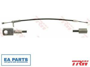 Cable, parking brake for MERCEDES-BENZ TRW GCH151