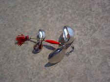 AEROPLANE SPINNER NICKEL BLADES GREAT MURRAY COD LURE.