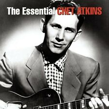 Chet Atkins - Essential Chet Atkins [New CD] Rmst, Brilliant Box