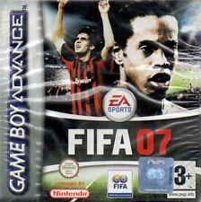 FIFA 07 - GAME BOY ADVANCE (NUOVO SIGILLATO)