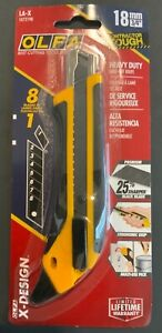 LA-X OLFA 18mm Heavy-Duty Fiberglass Utility Knife
