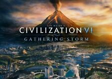 Sid Meier's Civilization (VI) 6 Gathering Storm region free PC Key (vapeur)