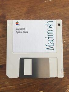 "Macintosh  ""SYSTEM TOOLS"" Disk 800K (1991) 690-5822A System 6.0.8 Plus SE SE/30"
