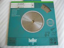 HELLER Disco de corte de diamante ECOCUT 350 x 20mm Universal Disco diamantado