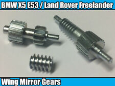 FOLDING WING MIRROR REPAIR GEAR KIT 3 PIECES LEFT RIGHT FOR BMW X5 E53 LANDROVER