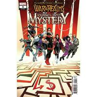 War Of Realms Journey Into Mystery #4 (Of 5) MARVEL  COMICS  COVER A 1ST PRINT