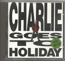 CHARLIE - GOES TO HOLIDAY ELIO E LE STORIE TESE CD 1991 MINT CONDITION
