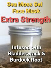 Sea Moss Gel - FACE MASK (Wildcrafted)