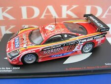 Die cast 1/43 Saleen S7-R 24H du SPA 2008 by Ixo