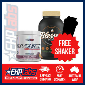 Blessed Protein + OxyShred | Bundle | FREE Shaker & Shipping