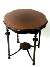 Antique Edwardian Mahogany Occasional Table [5608]