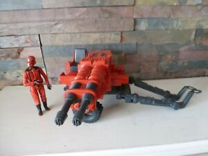 classic ACTION FORCE PALITOY 1984 RED SHADOWS TOY FIGURE Laser Exterminator