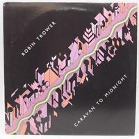 Vintage Robin Trower  Caravan To Midnight Vinyl LP Album CHR 1189