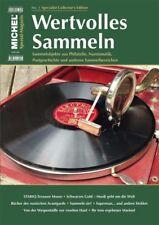 Michel Spezial Magazin Wertvolles Sammeln 3