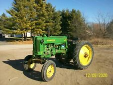 53 John Deere 40 Antique Tractor No Reserve 3 Point Wide Front farmall oliver b