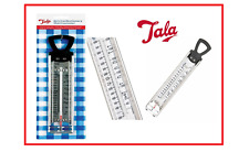 TALA 30CM STAINLESS STEEL DELUXE COOKING, SUGAR, JAM, DEEP FAT THERMOMETER