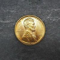 1909 Lincoln Wheat Cent VDB 1c RD UNC GEM *Key Date* SN1067