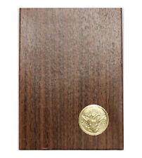 1973 S Eisenhower Proof Brown Box 40% Silver Ike Dollar (OGP)