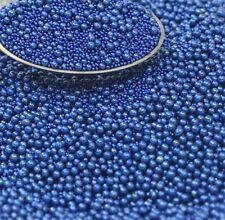 Navy Blue - Glass Beads (311-3011)