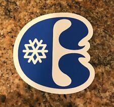Copper Mountain Ski Sticker - Skiing Snowboard Colorado Mountain Sports Burton